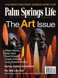 Palm Springs Life magazine - February 2004