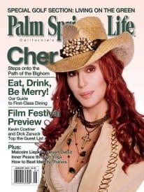 Palm Springs Life magazine - January 2004