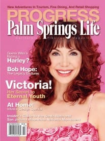 Palm Springs Life magazine - October 2003