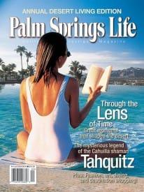 Palm Springs Life magazine - September 2003