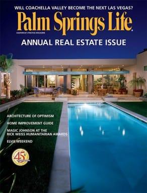 Palm Springs Life magazine - May 2003