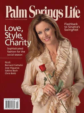 Palm Springs Life magazine - February 2003