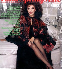 Palm Springs Life magazine - December 1982
