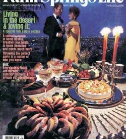 Palm Springs Life magazine - May 1982