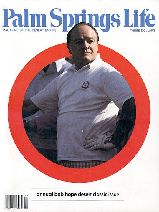 Palm Springs Life magazine - January 1979