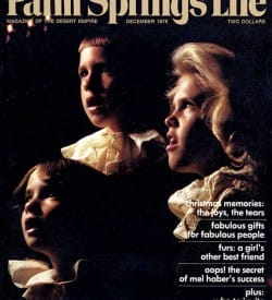 Palm Springs Life magazine - December 1978