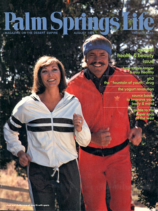 Palm Springs Life magazine - August 1978