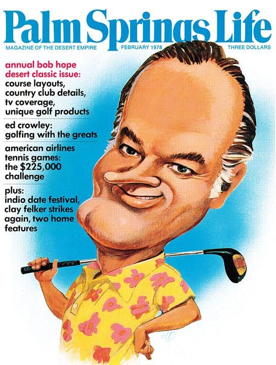 Palm Springs Life magazine - February 1978