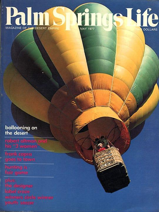 Palm Springs Life magazine - May 1977