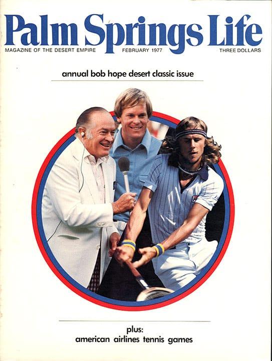 Palm Springs Life magazine - February 1977