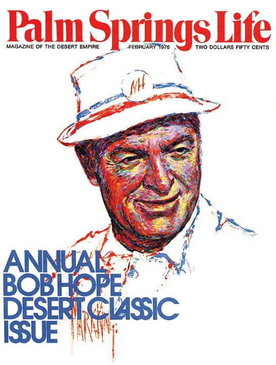 Palm Springs Life magazine - February 1976