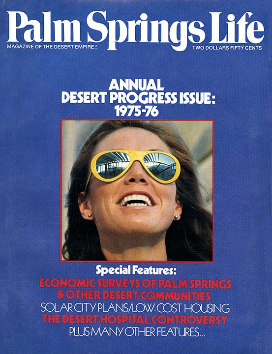 Palm Springs Life magazine - September 1975