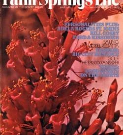 Palm Springs Life magazine- May 1975