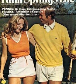 Palm Springs Life magazine - January 1975