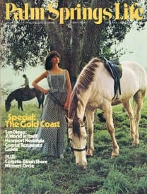 Palm Springs Life magazine - May 1974