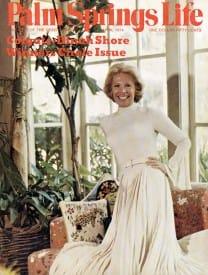 Palm Springs Life magazine - April 1974