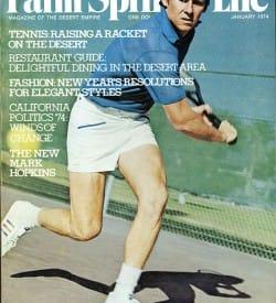 Palm Springs Life magazine - January 1974