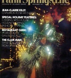 Palm Springs Life magazine - December 1973