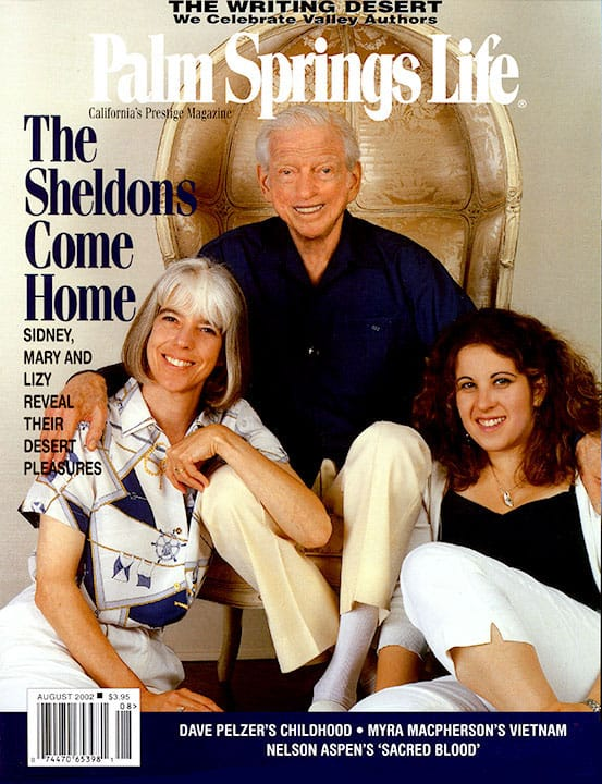 Palm Springs Life magazine - August 2002