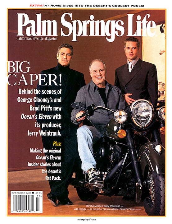 Palm Springs Life magazine - December 2001