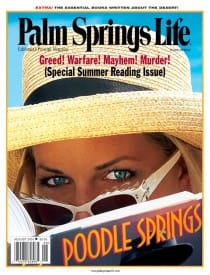 Palm Springs Life magazine - August 2001