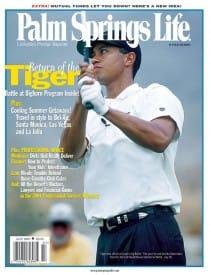 Palm Springs Life magazine - July 2001