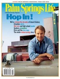 Palm Springs Life magazine - June 2001