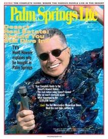 Palm Springs Life magazine - May 2001
