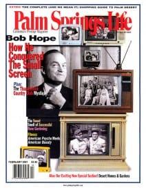 Palm Springs Life magazine - February 2001