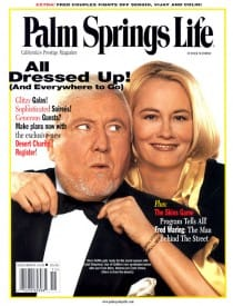 Palm Springs Life magazine - November 2000