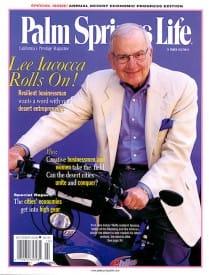 Palm Springs Life magazine - October 2000