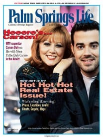 Palm Springs Life magazine - May 2000