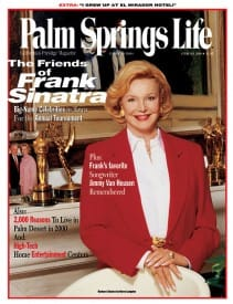 Palm Springs Life magazine - February 2000