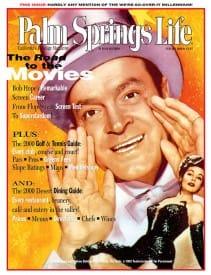 Palm Springs Life magazine - January 2000