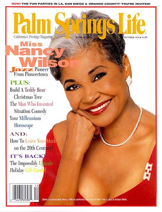 Palm Springs Life magazine - December 1999