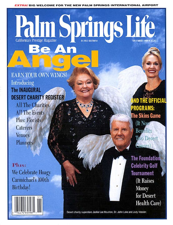 Palm Springs Life magazine - November 1999