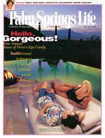 Palm Springs Life magazine - April 1999