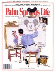 Palm Springs Life magazine - December 1997