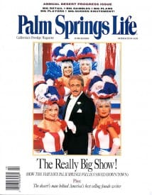 Palm Springs Life magazine - October 1997