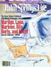 Palm Springs Life magazine - April 1997