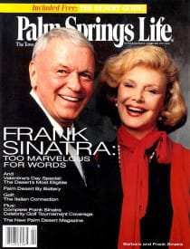 Palm Springs Life magazine - February 1997