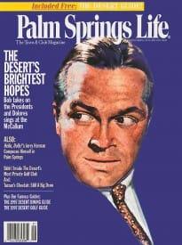 Palm Springs Life magazine - January 1997