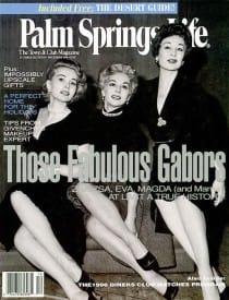 Palm Springs Life magazine - December 1996