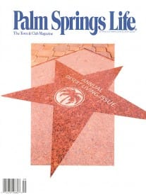 Palm Springs Life magazine - September 1996