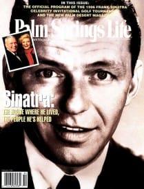 Palm Springs Life magazine - February 1996