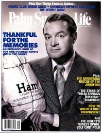 Palm Springs Life magazine - January 1996