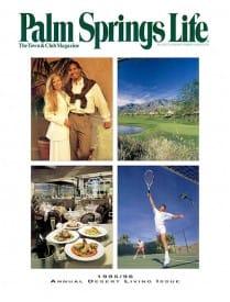 Palm Springs Life magazine - September 1995