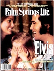 Palm Springs Life magazine - August 1995