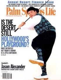 Palm Springs Life magazine - June 1995