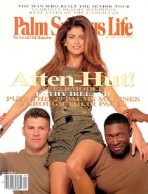 Palm Springs Life magazine - April 1995